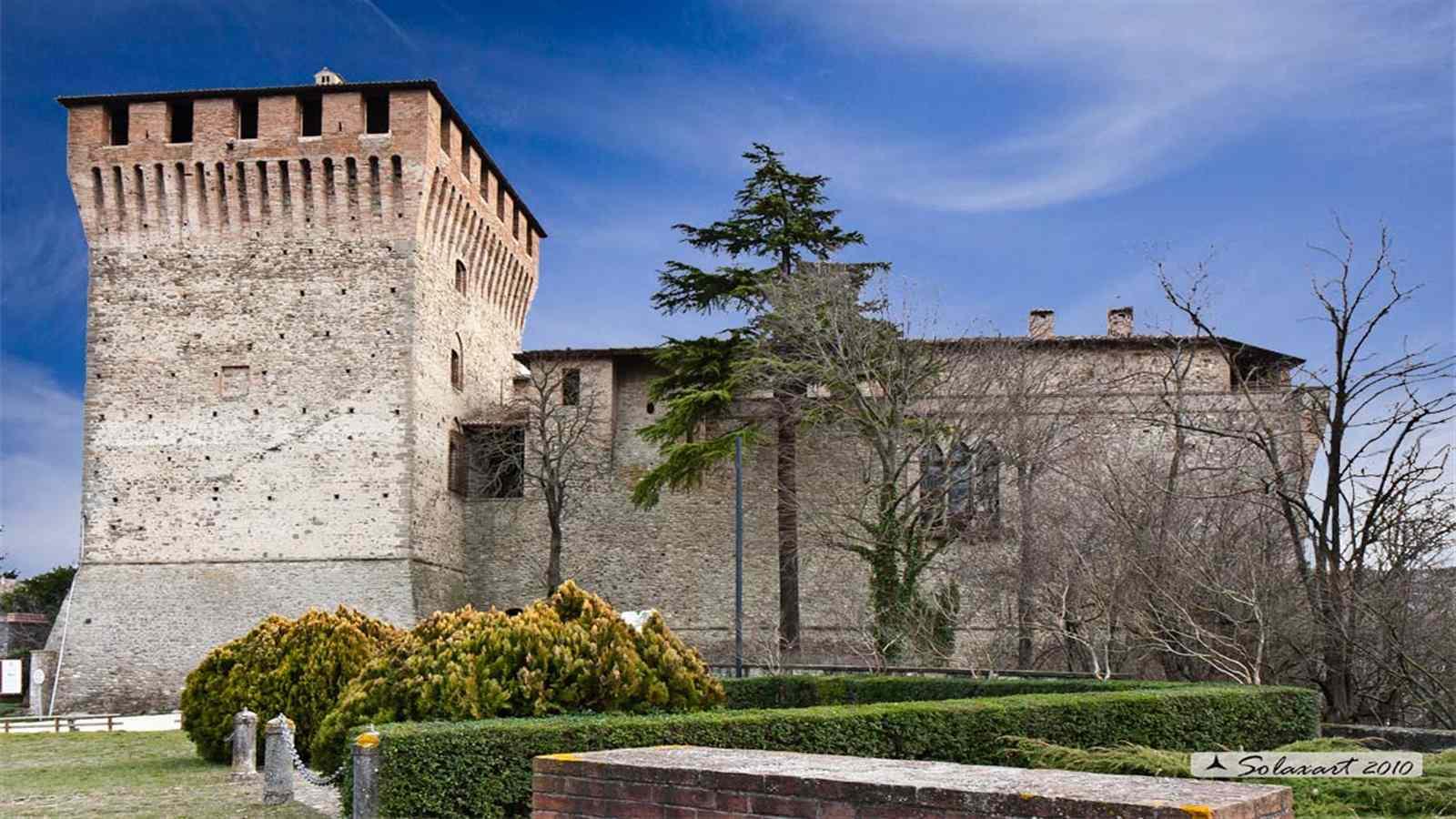 Castello Pallavicino - Varano de' Melegari