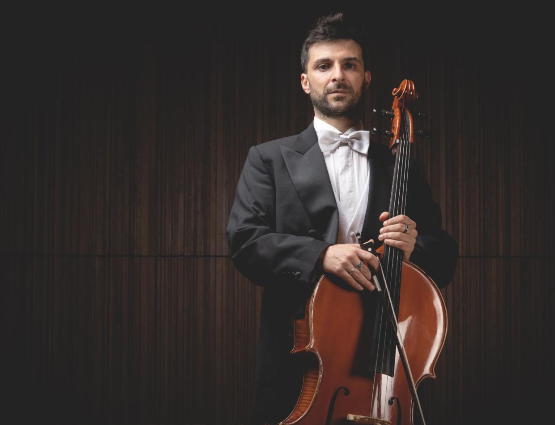 Pietro Nappi – violoncello